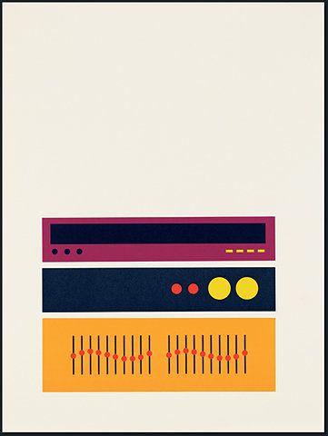 Yes Studios :: The Hi Fi Serigraphs
