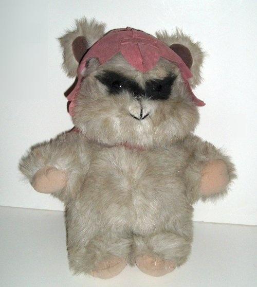 I use to have this one: Costume Ideas, Ewok Doll, Kneesa Ewok, Memory Lane, Boy, Princess Kneesa