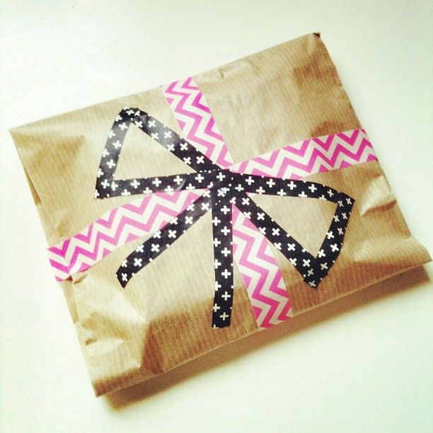 Gift wrap #packaging