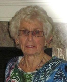 Agnes Elizabeth (Wilson) Masters - Obituaries - Niagara Falls, ON - Your Life Moments