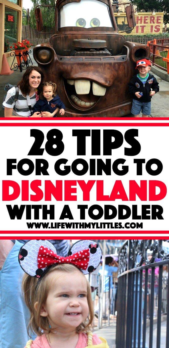 28 Tipps für Disneyland mit Kleinkindern