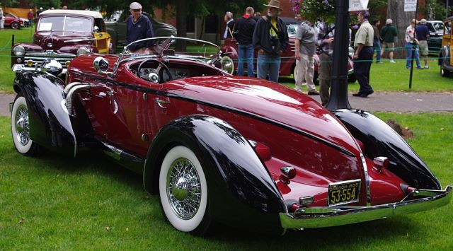 1935 Auburn Boattail Speedster....Beep Beep...Re-pin...Brought to you by #HouseofInsurance for #ClassicCarInsurance #EugeneOregon