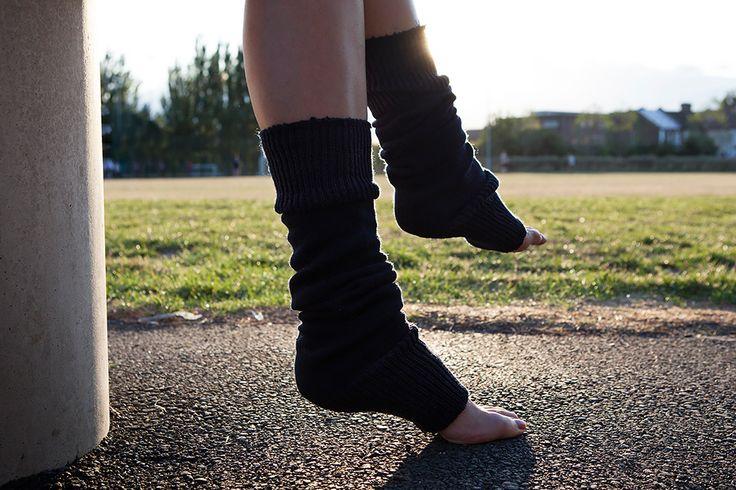 Gli #scaldamuscoli nascono come accessorio per i ballerini ma negli anni 80 diventano popolari come accessorio di moda!
