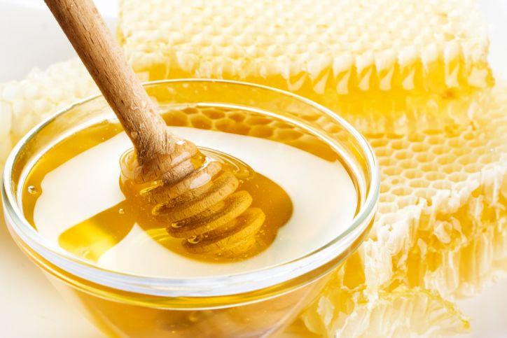Propiedades de la miel en la piel