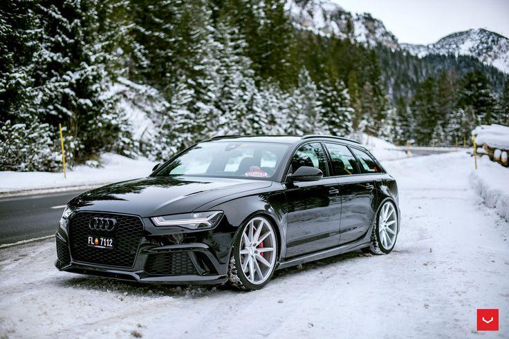 Audi - RS6 - VFS-1 - Silver - © Vossen Wheels 2016 - 1008 | von VossenWheels