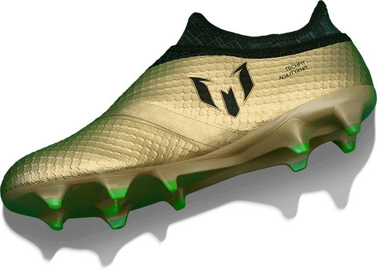 Calzado de fútbol Turbocharge ACE, X, MESSI y COPA | adidas Fútbol