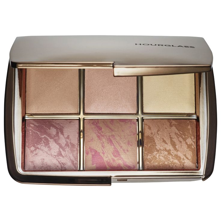 Hourglass Ambient Lighting Edit palette for Holiday 2015 now available