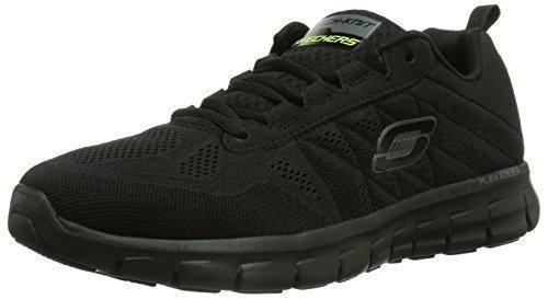 Oferta: 69.95€ Dto: -20%. Comprar Ofertas de Skechers Synergy- Power Switch - Zapatillas de deporte para hombre, color negro (bbk), talla 40 barato. ¡Mira las ofertas!