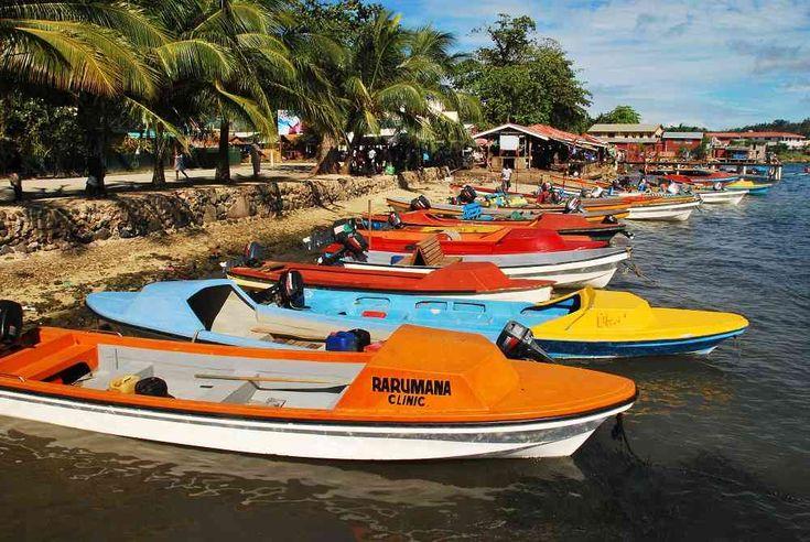Things To Do In The Solomon Islands! #boats #fishing #gizo #solomonislands