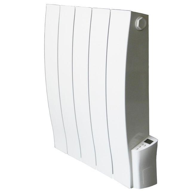 Radiateur électrique à inertie fluide WAVE prix promo Castorama 149,00 € TT au lieu de 189.90 €