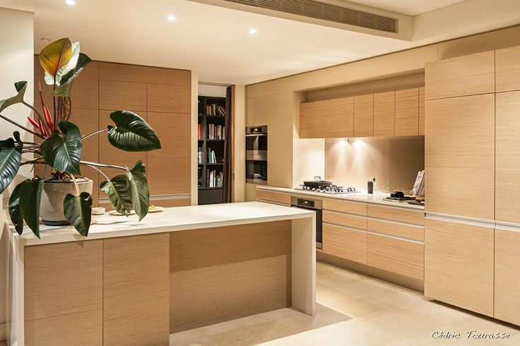 Luxury apartments with views of Sydney