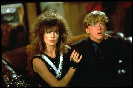 Clothing in John Hughes movie Weird Science, worn by Kelly Lebrock