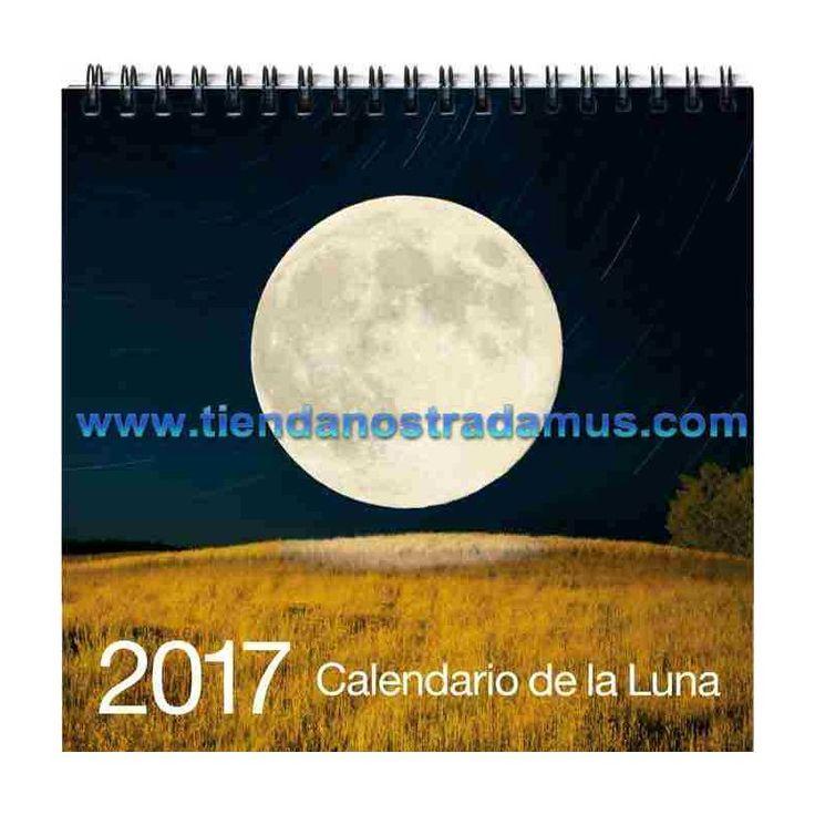 Mirar la Luna y el Cielo no nos aleja de la Tierra, sino que nos da perspectiva. Aqui tienes un calendario para el año 2017, en el cual podrás ver todas las fases de la Luna durante todo el mes. De una mirada, podrás ver cuando es Cuarto creciente, menguante, o que día cae la luna llena de ese mes.