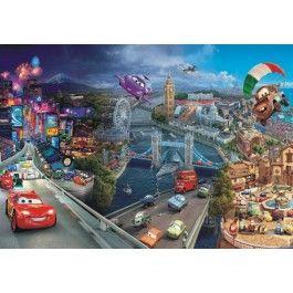49€ Papier peint Cars 2 Disney