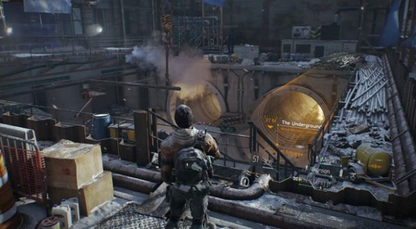 The Division Is Getting A Free Weekend #FansnStars