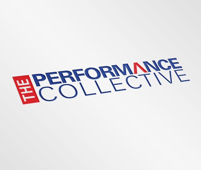 The Performance Collective Logo for business coaching / professional services company.
