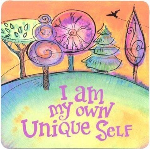 ~I am my own Unique Self~ Psalm 139:14 ESV  I praise you, for I am fearfully and wonderfully made. Wonderful are your works; my soul knows it very well.