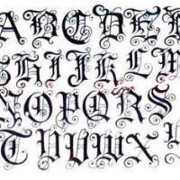 Letras Para Tatuajes De Nombres Graffiti LetteringLettering StylesTattoo FontsSearchingAlphabetTemplatesName