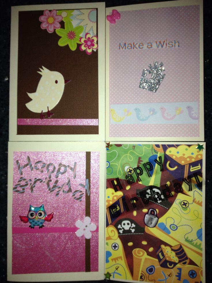 Cards....
