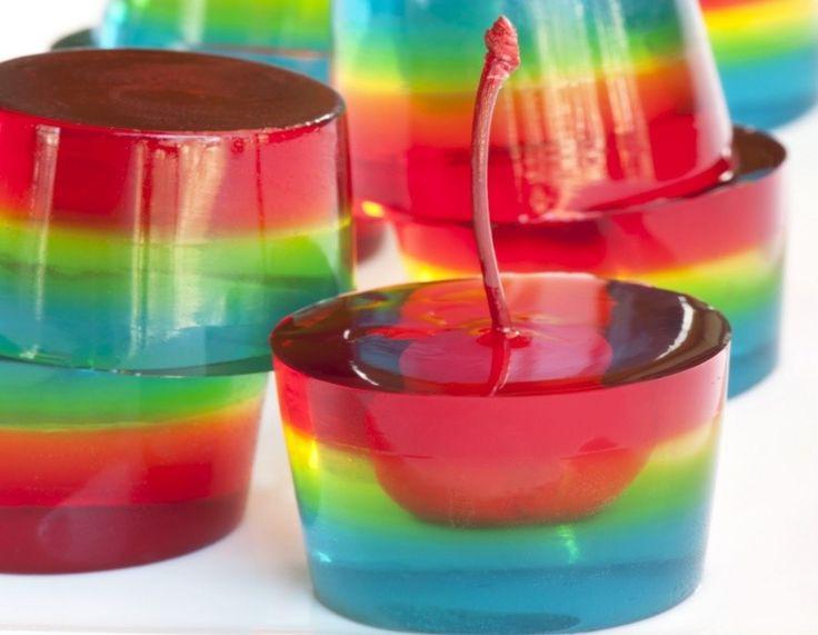 Húsvéti alkoholos zselé - vendégek kedvence - MindenegybenBlog