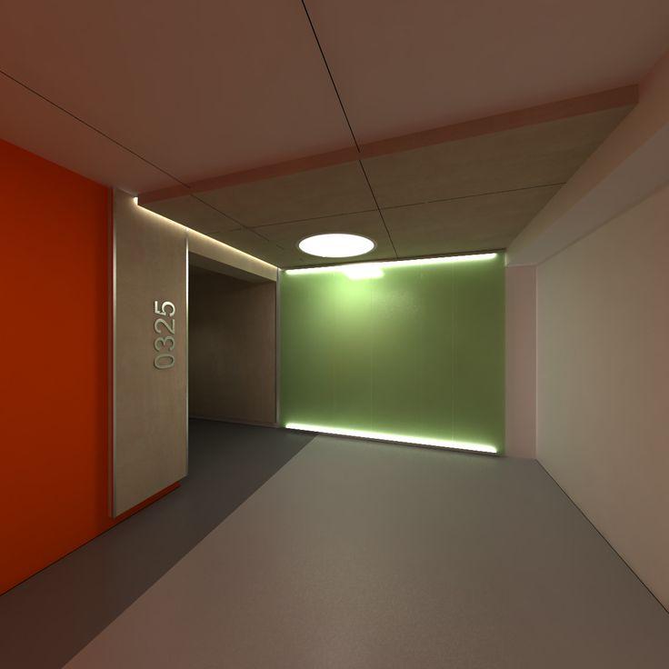 3D MODEL: https://www.turbosquid.com/3d-models/university-school-corridor-3d-model/682901?referral=cermaka