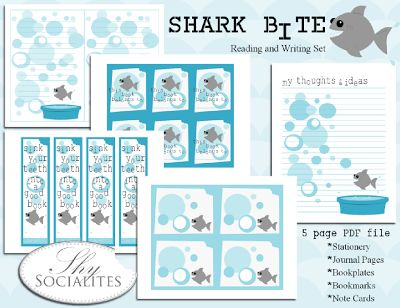 Shark Bite Set FREE download!