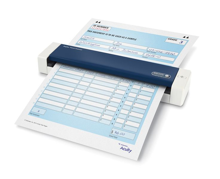 Xerox anunció el lanzamiento de su primer escáner portátil el cual permite…