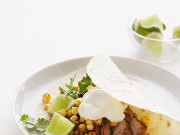 Schweinefleisch-Tacos ist ein Rezept mit frischen Zutaten aus der Kategorie Südfrucht. Probieren Sie dieses und weitere Rezepte von EAT SMARTER!