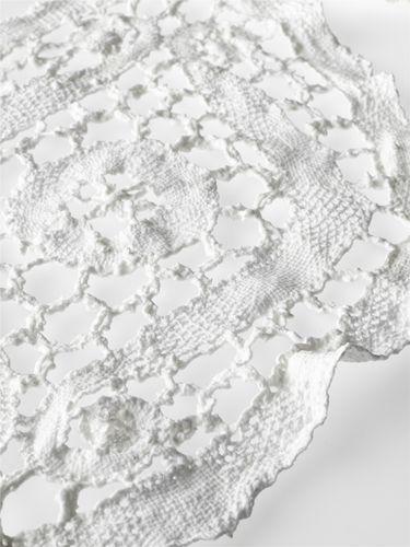 Folds – Detail of Individual Ceramic - Ainslie Hillard