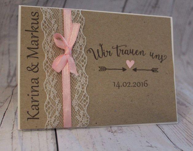 Ihr feiert eure Hochzeit und wünscht euch eine ganz besondere Einladung, Save t…