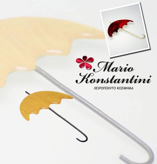#pin #karfitsa #gold #umbrella #jewelry #ομπρέλα #καρφίτσα #κοσμήματα