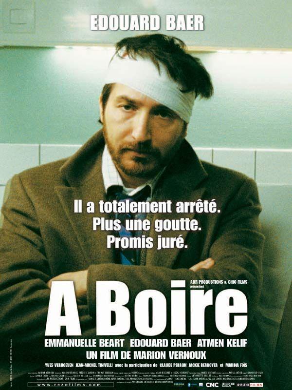 A boire de Marion VERNOUX (2004) (DVD Filature)
