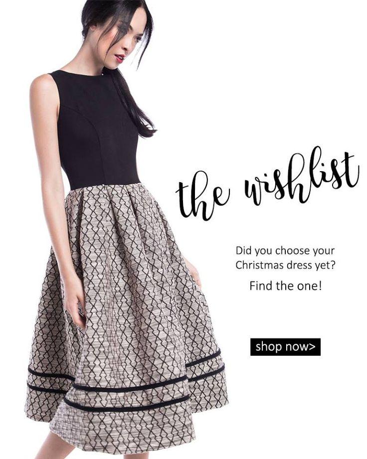 ⭐️⭐Προετοιμάσου!  Βρες το ιδανικό φόρεμα > http://bit.ly/1J43nj0 #Helmi #wintercollection #dresses #christmasloading