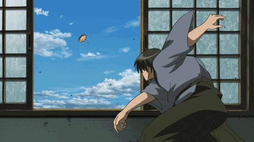 نقاشات Gintama (النسخة الثانيه)