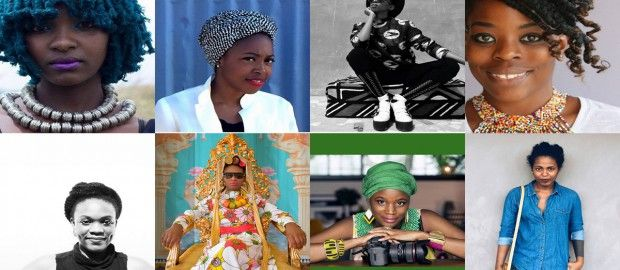 afribuku-african female artists nigeria
