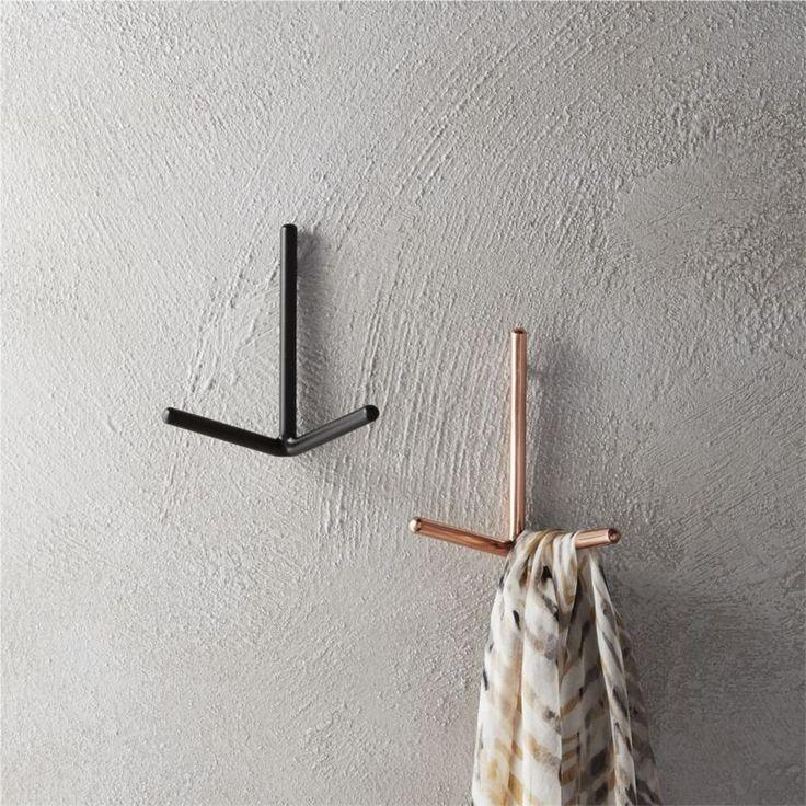 43 best Decor / Hooks & wall storage images on Pinterest | Key ...