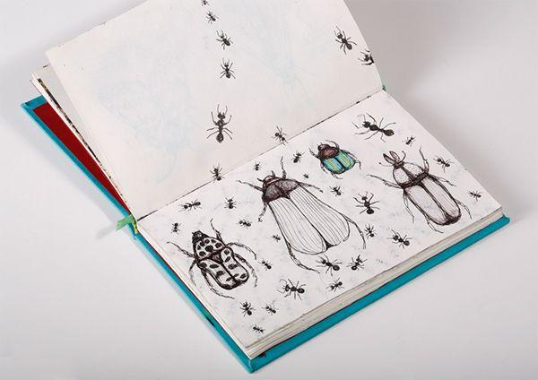 Le mond des insectes / ESAG Penninghen, Paris on Behance