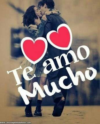Eres mi vida❤te amo