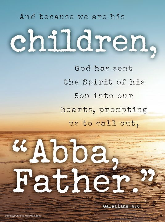 """A father is without question the single most significant influence on the spiritual life of his children."""