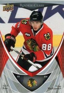 ud rookie class patrick kane hockey card 208x300  #nhl #hockey #hockeyCards