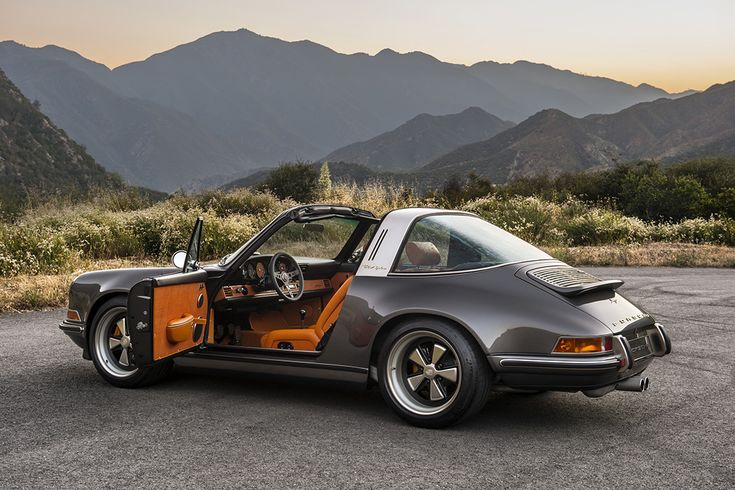 Porsche 911 Targa by Singer Vehicle Design 6