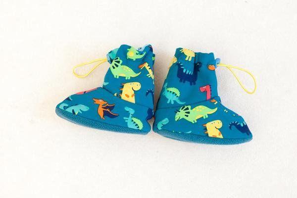 baby boots-dinosaur – NANA wear