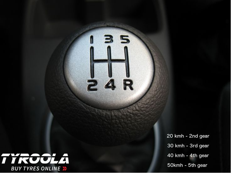 Shifting gears properly is not only super simple, it is also energy efficient and can reduce fuel consumption enourmeously.  Remember the rule of thumb. #tyroola #tyrooligans #thinktyroola #eco #ecodriving #lovemytyres