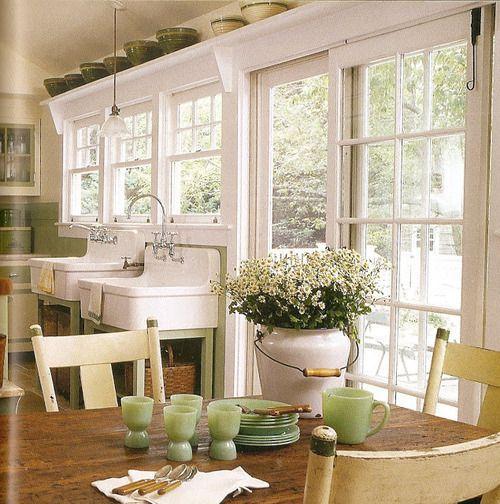 ber ideen zu k chenfenster regale auf pinterest. Black Bedroom Furniture Sets. Home Design Ideas