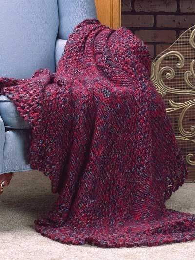 40 Best Knitting Afghan Throw Pattern Downloads Images On