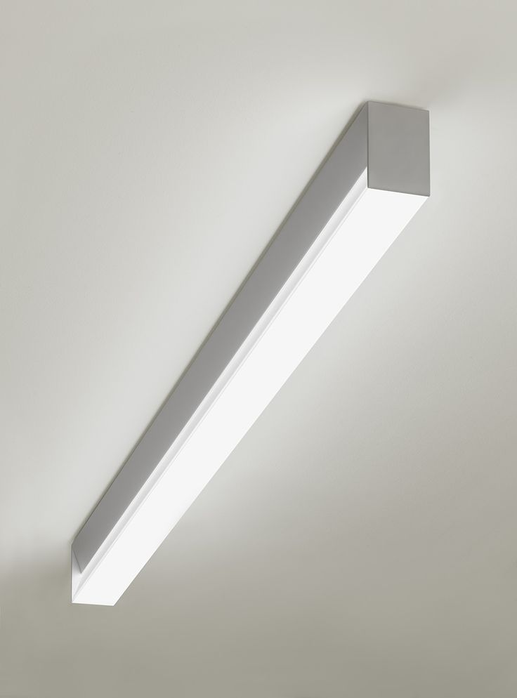 SANT. An aluminium linear #LED luminaires.