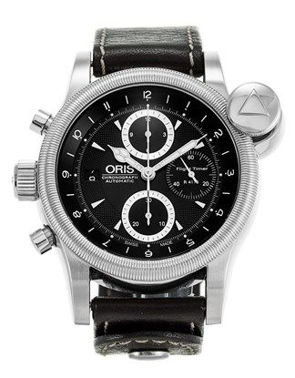 Oris Flight Timer 674 7583 40 84 LS - Product Code 65308