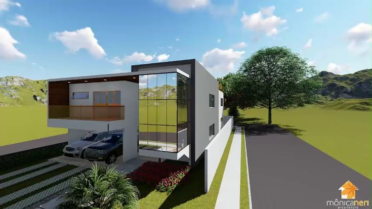 Casa moderna localizada no Alphaville Pernambuco 2