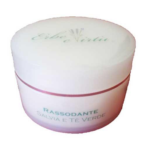 La Crema Rassodante alla Salvia è un'emulsione, leggera e fluida, che ridona elasticità alla pelle del corpo.Previene e attenuail manifestarsi dei processi di rilassamento e d'invecchiamento della pelle. www.naturalsoul.it
