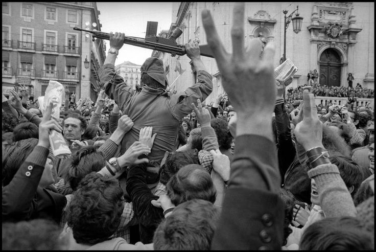 History: The 1974 revolution in Portugal